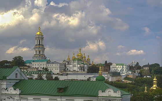 Matt Create - The Lavra in Gold and Green
