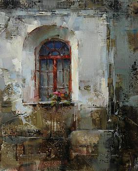 The Layers by Tibor Nagy