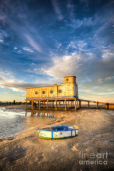 English Landscapes - The Lifeboat v