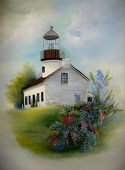 The Lighthouse by Debra Campbell