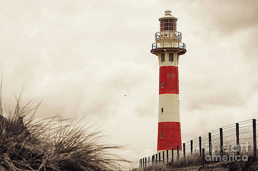 LHJB Photography - The lighthouse of Nieuwpoort