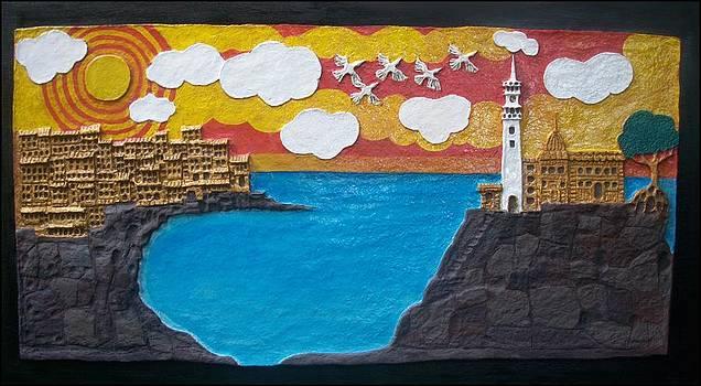 The Lighthouse by Otil Rotcod
