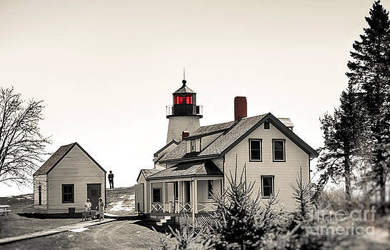 Brenda Giasson - The Lightkeeper