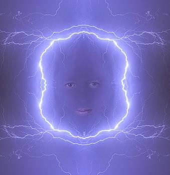 James BO  Insogna - The Lightning Man Blue