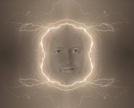 James BO  Insogna - The Lightning Man Sepia