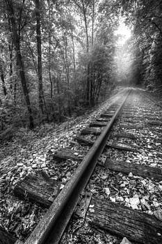 Debra and Dave Vanderlaan - The Line in Black and White
