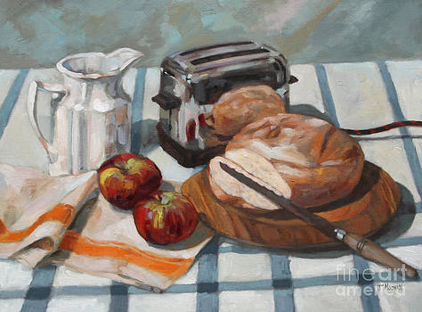 The Little Kenmore Toaster by William Noonan