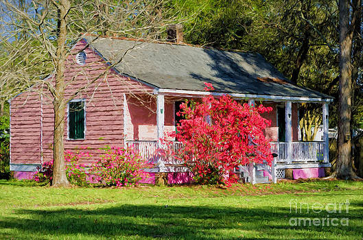Kathleen K Parker - The Little Pink Creole Cottage