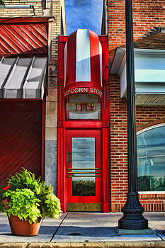 Christopher Arndt - The Little Popcorn Shop in Wheaton