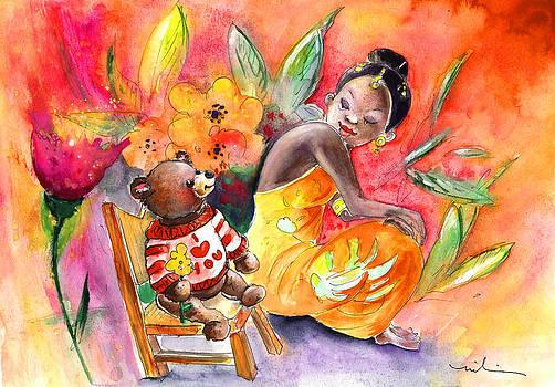Miki De Goodaboom - The Little Princess and The Little Bear