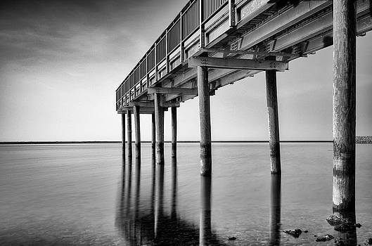 The Lonely Pier by Anthony Morganti