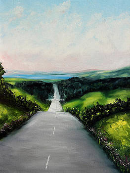 The Long Road by Meaghan Troup