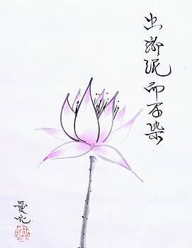 Oiyee  At Oystudio - The Lotus Rises Out of Muddy Waters Untainted