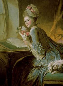 Jean Honore Fragonard - The Love Letter