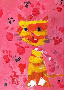 Steve K - The lucky Cat