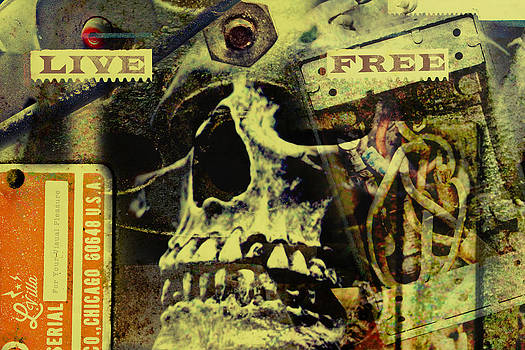 The Machine by Louie Villa