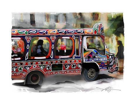 The Magic Bus by Bob Salo