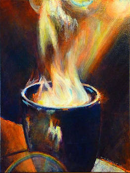 The Magic Cup by Michael Gaudet