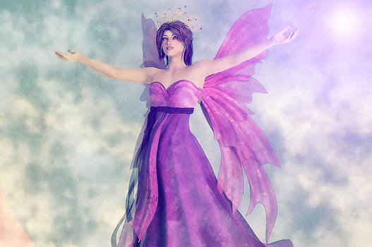 Liam Liberty - The Majestic Fairy Queen