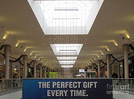 The Mall by Louise Peardon
