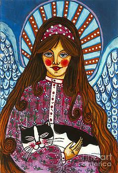 The Manolo dream by Iwona Fafara-Pilch