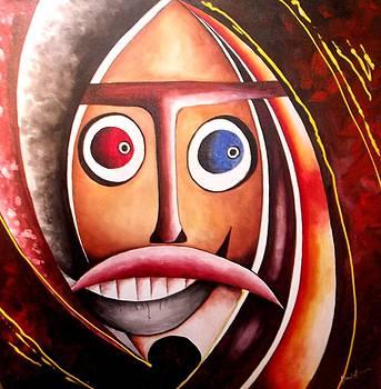 The Mask by David Aruna