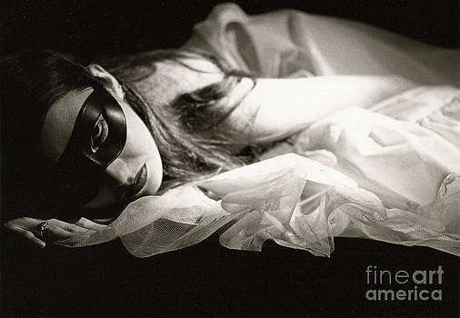 The Masked Woman by Sharon Coty