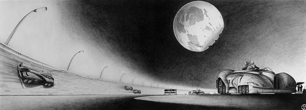 The Master Race by Vincent Jimenez