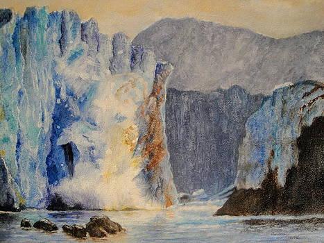 The Melt by Gudrun Hirsche