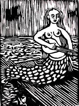 The mermaid by Per  Fjord