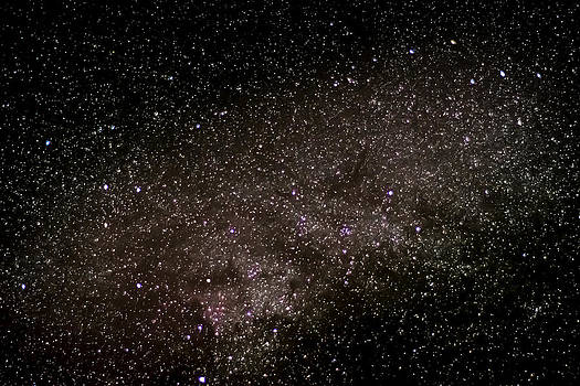 David Morefield - The Milky Way