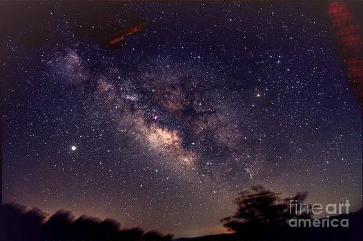 John Chumack - The Milky Way, Sagittarius