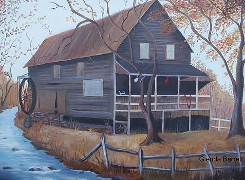 The Mill by Glenda Barrett