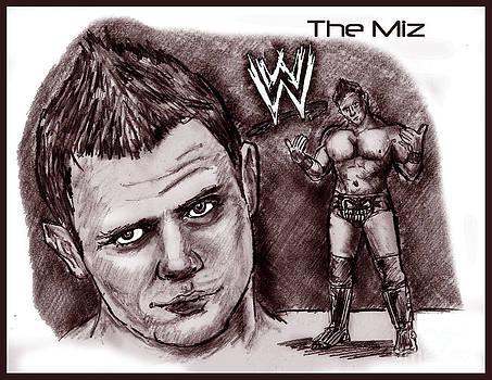 Chris  DelVecchio - The Miz