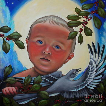 The Mockingbird's Carol by Teri Tompkins