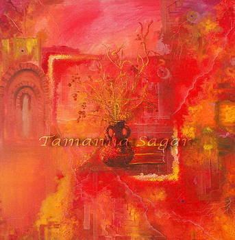 The Moment by Tamanna  Sagar