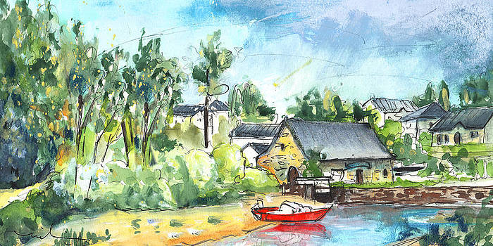 Miki De Goodaboom - The Moulin de Pomper in Brittany 02