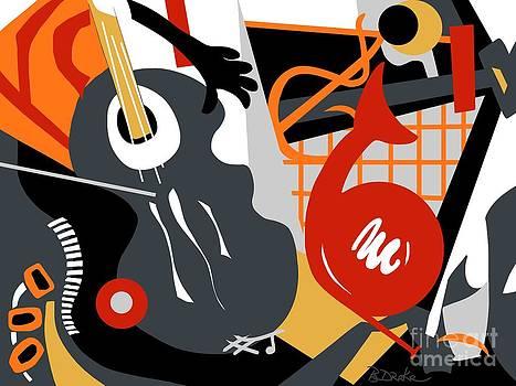 The Music Room by Barbara Drake
