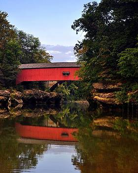 Marty Koch - The Narrows Covered Bridge 5