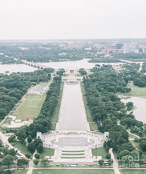 The National Mall by Paul Frederiksen