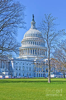 David Zanzinger - The Nations Capital is among the most architecturally impressive and symbolically important building