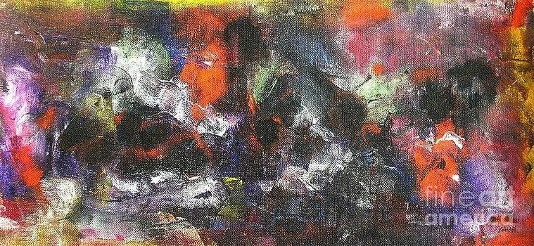the Nibelungs by Dmitry Kazakov