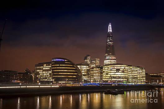 The Night Shard by Donald Davis