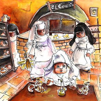 Miki De Goodaboom - The Nuns of Toledo 02