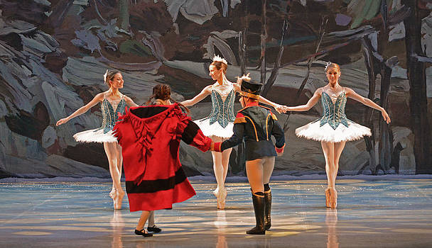 The Nutcracker Ballet 10 by Cheryl Cencich