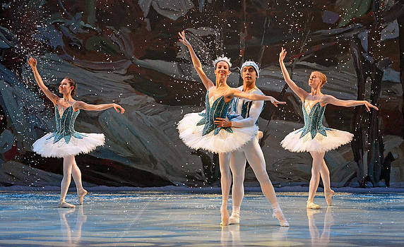 The Nutcracker Ballet 11 by Cheryl Cencich