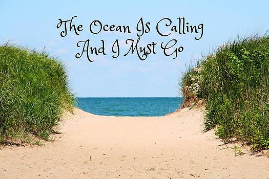 The Ocean Is Calling by Heather Allen