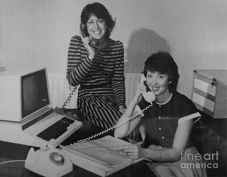 The Office Girls by Julie Dunkley