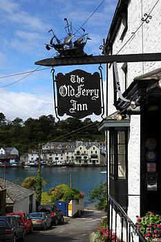 James Brunker - The Old Ferry Inn Boddinick