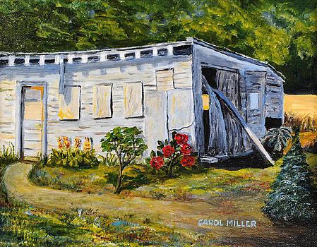 The Old Hen House by Carol L Miller